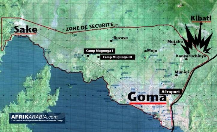 Guerre de Kibati : A qui profite l'escalade ?