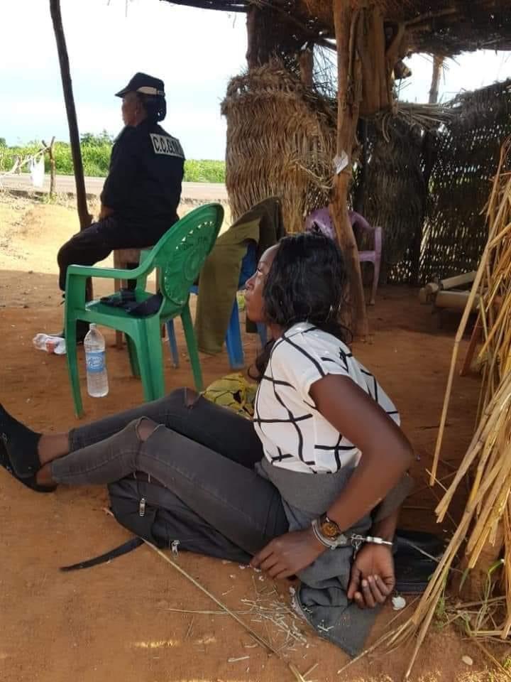 Cameroun : la police humilie une étudiante tchadienne qui s'est opposée à une arnaque