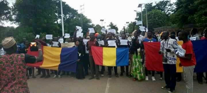Tchad : une marche contre le CMT à Moundou. ©DR