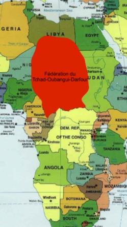 Un mouvement veut fusionner le Tchad, la Centrafrique et le Darfour