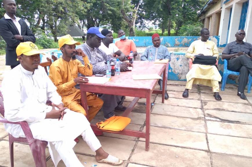 Tchad : le G10/MPS dénonce une tentative de division en son sein