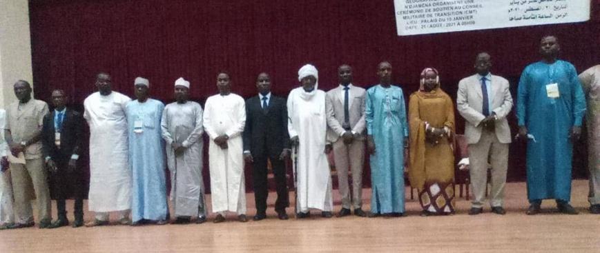 N'Djamena : les ressortissants du Ouaddaï géographique soutiennent les actions de la transition
