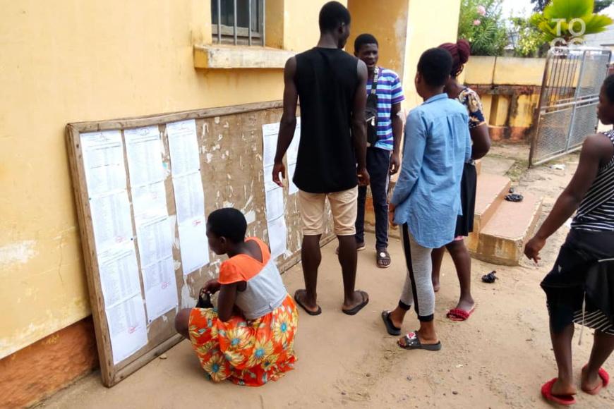 Togo : taux de réussite au BAC II 2021 (69,59%) supérieur à celui de 2020