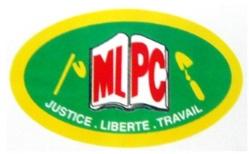Logo du MPLC. Centrafrique. Crédit photo : Sources