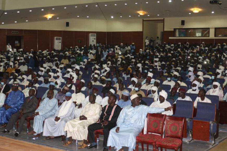 """Tchad : en congrès à N'Djamena, le PTRD exhorte à un """"changement de mentalité"""""""