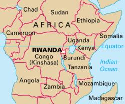 Sarh : Une rébellion rwandaise crée depuis le territoire tchadien