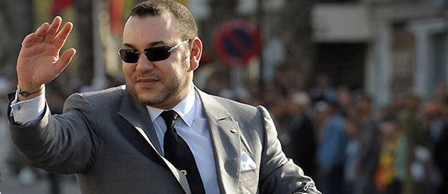 Le Roi du Maroc, Mohammed VI. Photo by Balkis Press/ABACAPRESS.COM