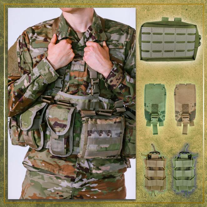 Raff Military Textile, le choix ultime
