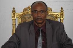 Ahmat Yacoub, conseiller, chargé de missions à la Mediature de la République du Tchad.