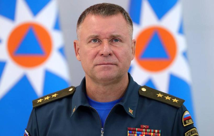 Evgeny Zinichev © Mikhail Klimentiev/Presidential Press Service/TASS