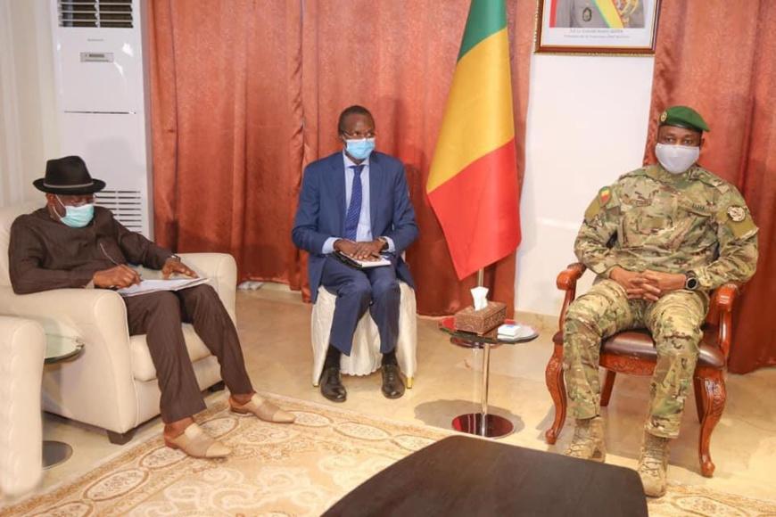 Mali : une mission d'évaluation et de suivi de la CEDEAO était à Bamako