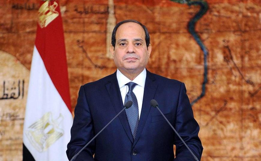 Egypte : le président Abdel Fattah Al-Sissi appelle à soutenir la campagne Relance Verte