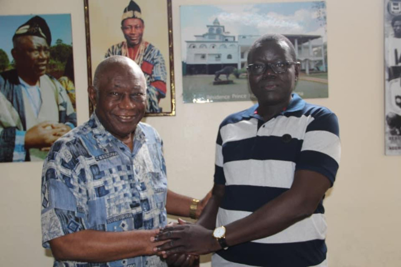 Le tchadien Ibrahim Wang Laouna bientôt gérant d'un club camerounais ?