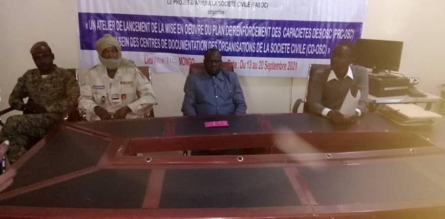 Tchad : le PASOC renforce les capacités de la société civile au Guera