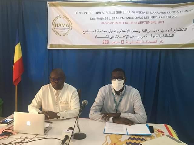 Tchad : la HAMA et l'UNICEF encouragent les médias à se préoccuper davantage de l'enfance