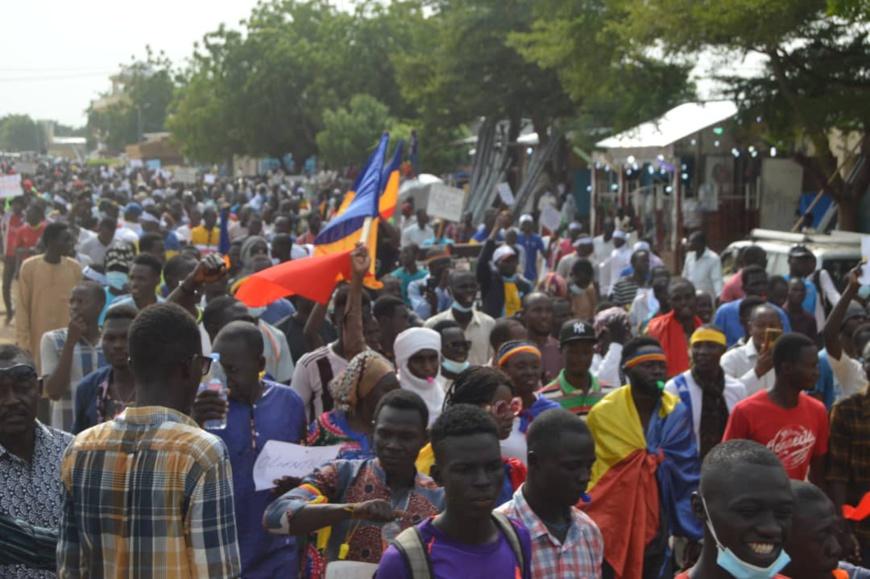 Tchad : une nouvelle marche de Wakit Tamma annoncée le 25 septembre