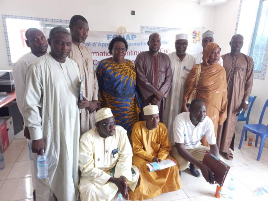 Tchad : l'antenne de Bol du FONAP veut accélérer la formation professionnelle
