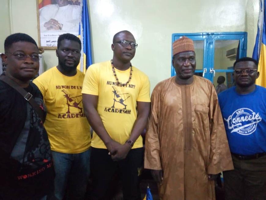 Tchad : l'artiste Mawndoé à Abéché dans sa tournée nationale