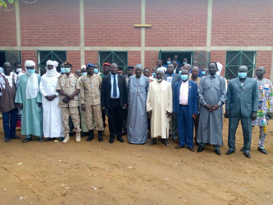 Tchad : ouverture de la session du comité directeur de la délégation sanitaire de la Tandjilé