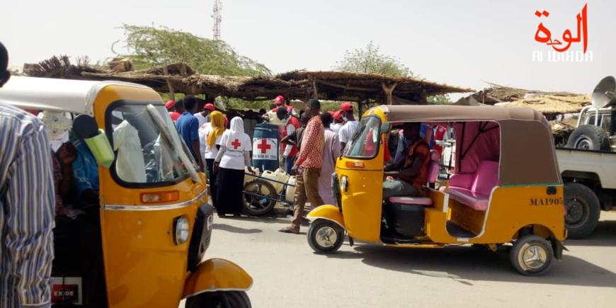 Tchad : les rakcha et clando interdits de circuler entre 23h et 4h à Abéché