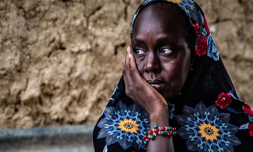 Dori, région du Sahel au Burkina Faso. Crédits photos Tom Peyre-Costa/NRC.
