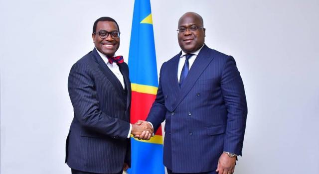 Coopération : la RDC et la BAD veulent redynamiser leur coopération