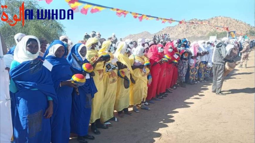 Tchad : la journée de la femme rurale aura lieu à Amdjarass cette année