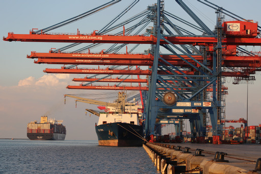 Commerce : l'Égypte veut créer le centre logistique mondial le plus avancé de la région