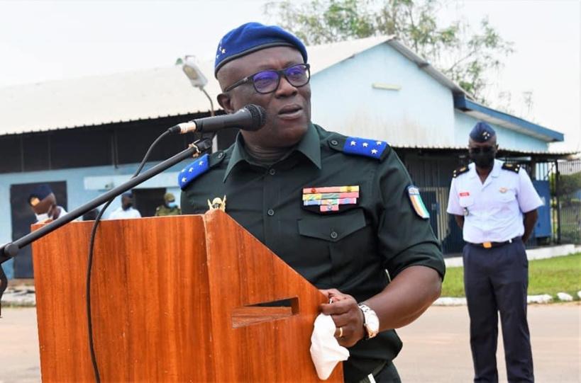 Côte d'Ivoire : hommage du chef d'Etat-major aux aviateurs tués dans le crash d'hélicoptère