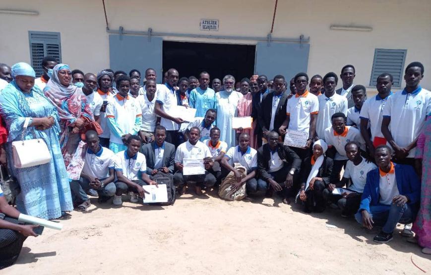 Tchad : l'ONAPE a formé 200 jeunes en techniques d'élaboration et de gestion des projets
