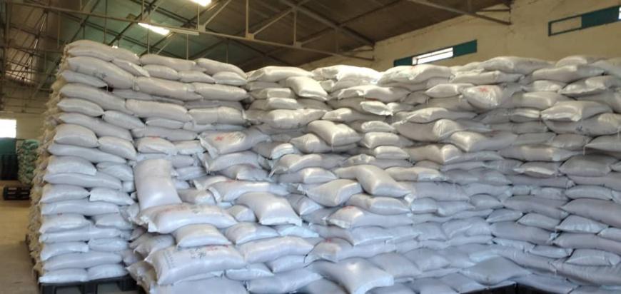 Tchad : l'ONASA lance la vente de sacs de riz subventionnés pour aider les ménages