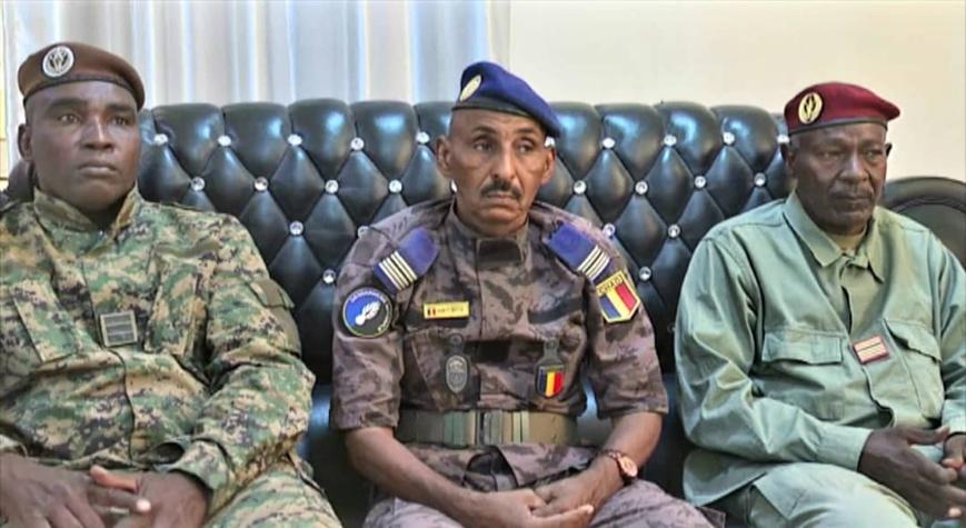 Tchad : la gendarmerie installe son nouveau commandant de légion au Borkou