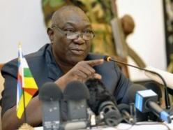 Le Président centrafricain de la transition, Michel Djotodia. Crédit photo : Sources