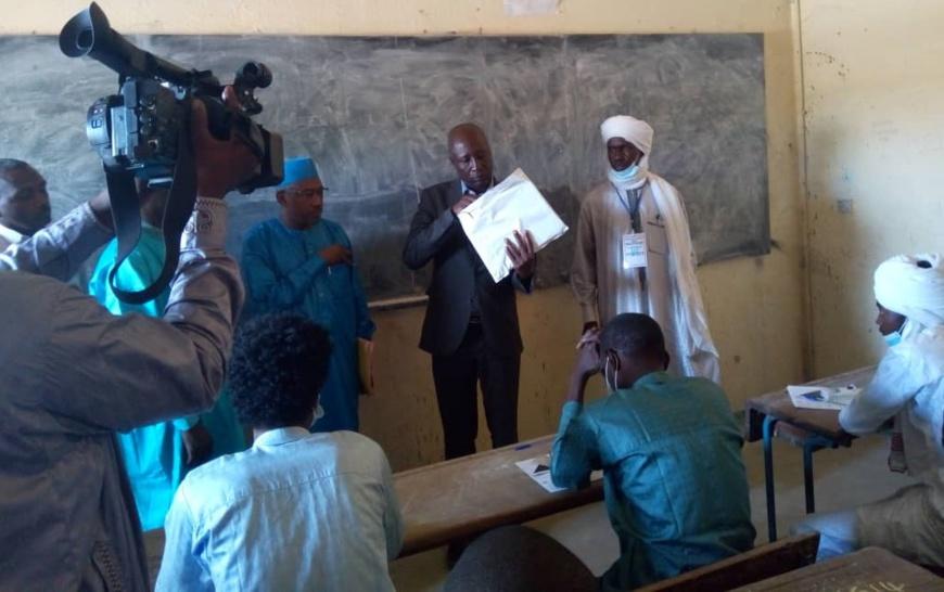 Tchad : 359 candidats frappent à la porte de l'ENA dans le Ouaddaï