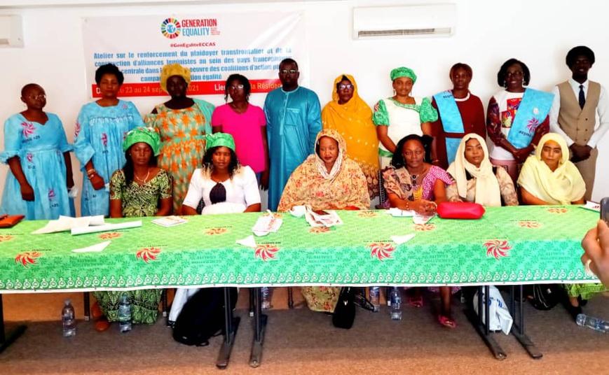 Tchad : l'ASHAD plaide pour la construction d'alliances féministes