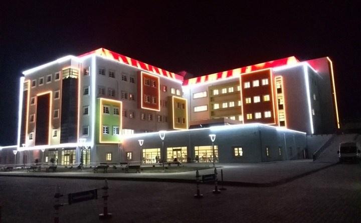 L'Université de Karabük en Turquie. © DR