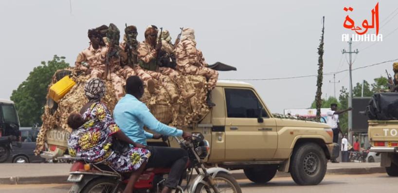 Tchad : l'Assemblée nationale approuve la réforme du statut des militaires