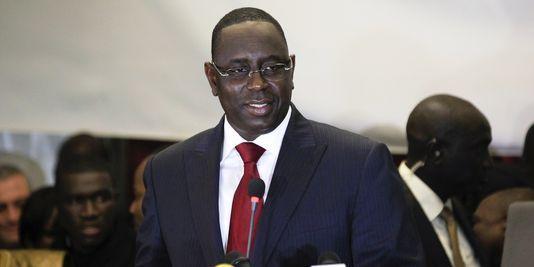 Le président du Sénégal Macky Sall. | REUTERS