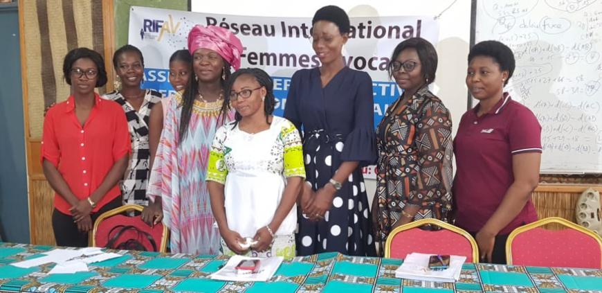 Tchad : le Réseau international des femmes avocates décline ses objectifs