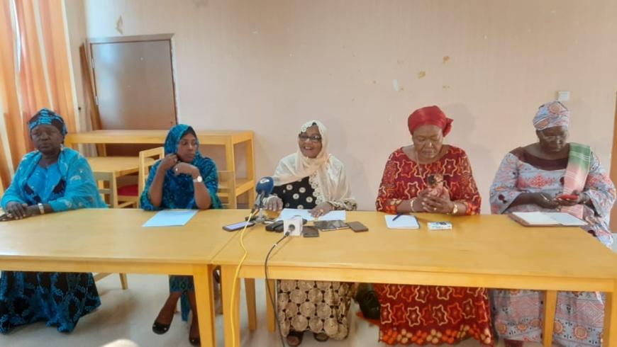 Tchad : 33% de femmes au CNT, les organisations féminines expriment leur joie