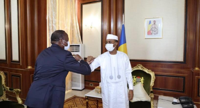 Tchad : le secrétaire exécutif du G5 Sahel reçu à la Présidence