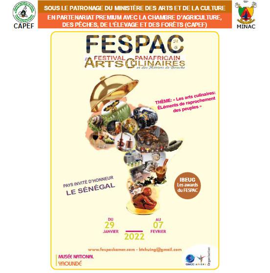 Cameroun : la première édition du FESPAC aura lieu à Yaoundé