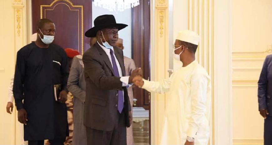 Tchad : l'opposant Laoukein Médard reçu à la Présidence