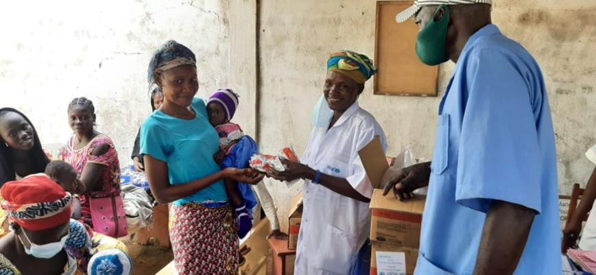 Tchad : la lutte contre la malnutrition au cœur des priorités de l'Unicef à Moundou