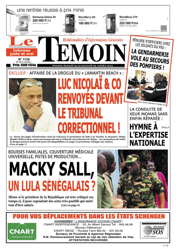 Sénégal : Réparation de la conduite d'eau de Keur Massar, gloire à l'expertise nationale !