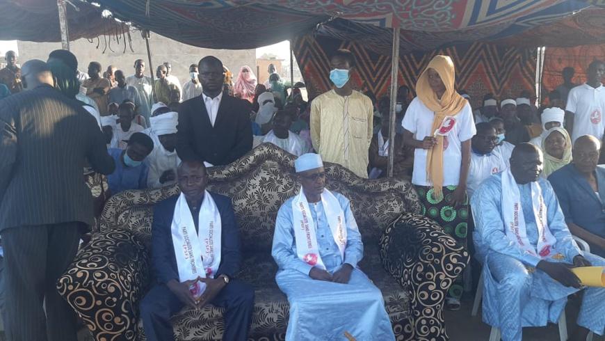 Tchad : le PSF ancre sa présence dans la capitale et fustige la transition