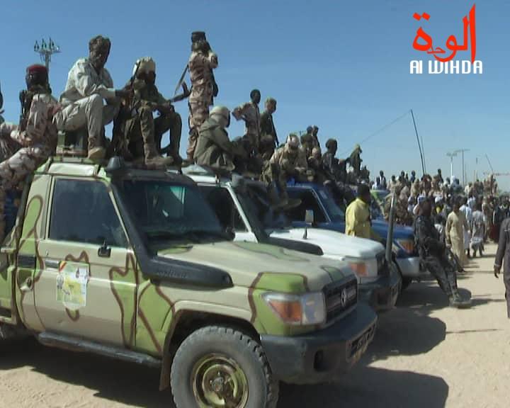 Tchad : 4 officiers radiés de l'armée pour haute trahison