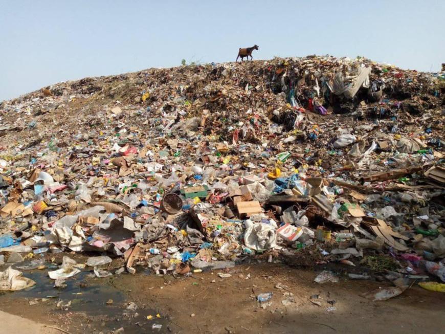 N'Djamena : la mairie annonce un système de gestion des déchets avec incinérateur