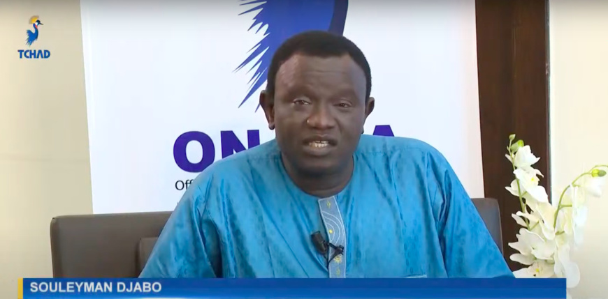 Tchad : le directeur de l'information de la Télévision nationale, Souleymane Djabo, suspendu