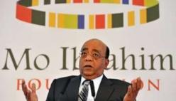 Mo Ibrahim. © AFP